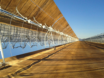 Solana Concentrated Solar Power Plant